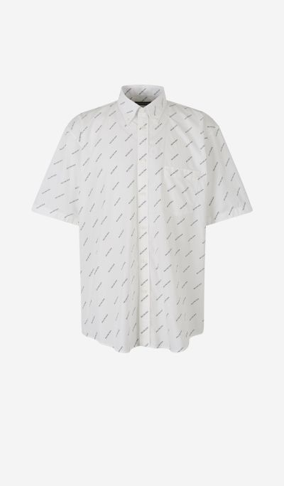 Camisa Allover Logo