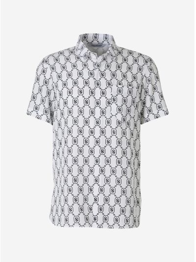 Camisa Motivo Monograma