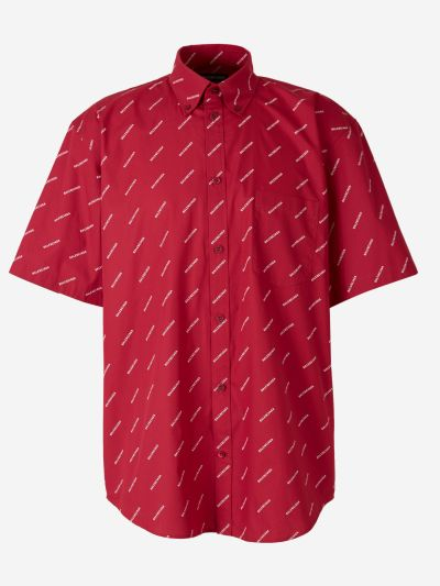 Camisa Logotip Allover