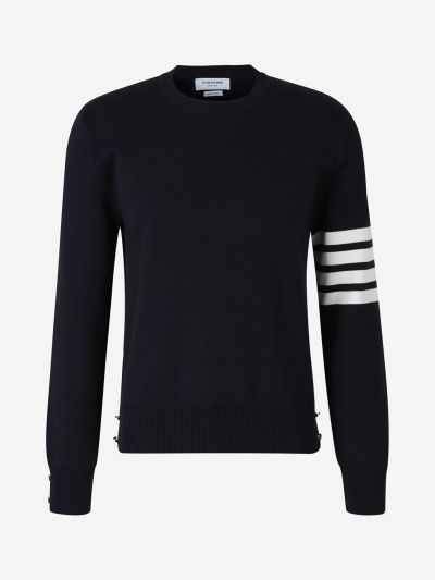 Four Stripes Sweatshirt