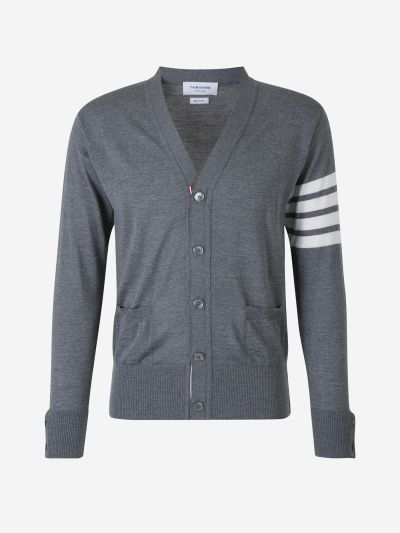 4 Stripes Cardigan
