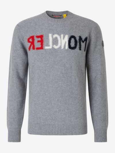 Tricolor Logo Sweater