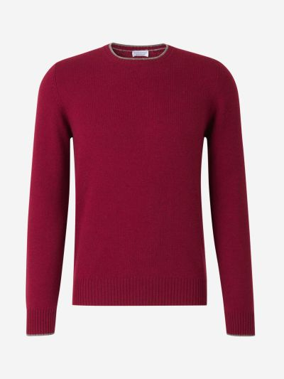 Virgin Wool Jumper