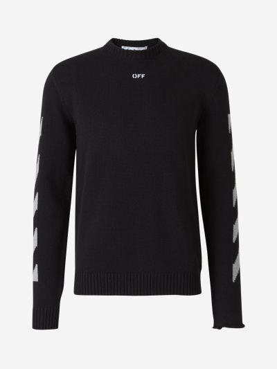Arrow Cotton Sweater