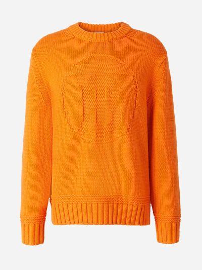 Monogram TB Sweater