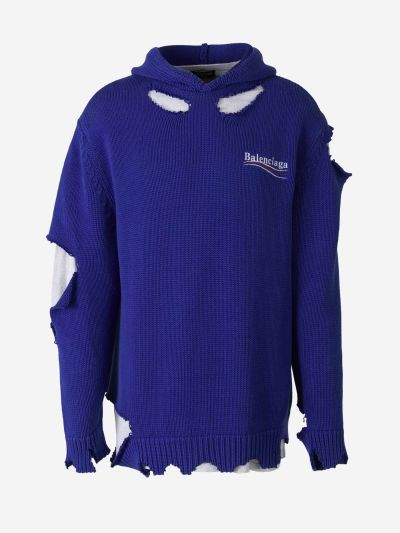 Unisex Vintage Effect Sweatshirt