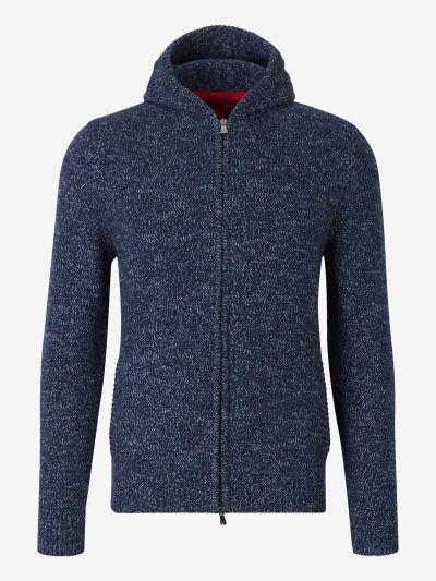 Marbled Cashmere sweatshirt