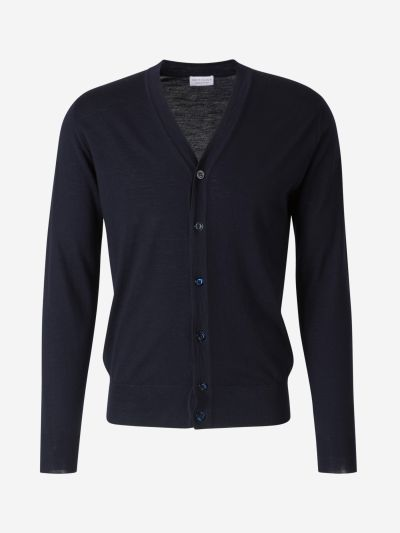 Cashmere Silk Cardigan