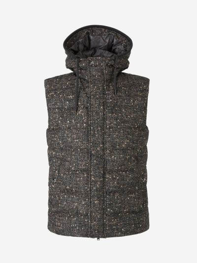 Resort Wool Vest