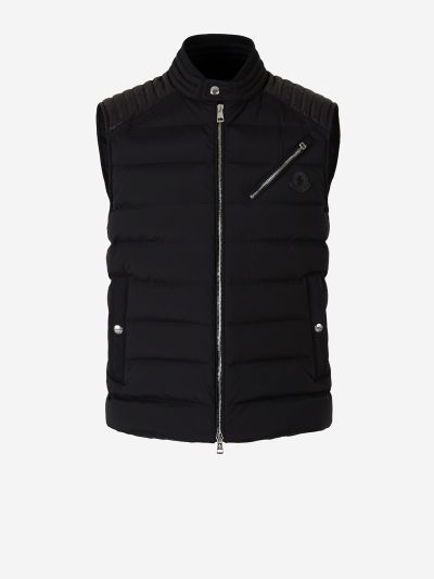 Zipper Padded Vest