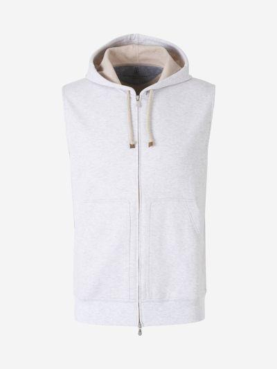 Hoodie Vest