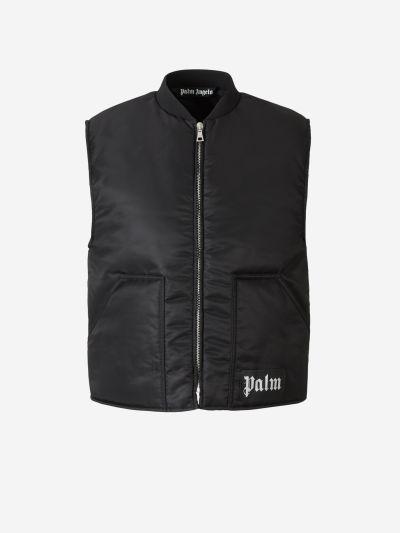 Bomber Style Vest