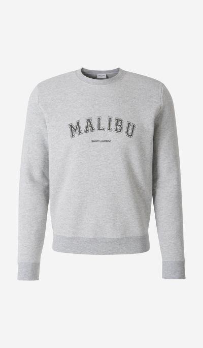 Sudadera Algodón Malibu