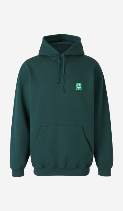 BB Logo Oversized Sweatshirt