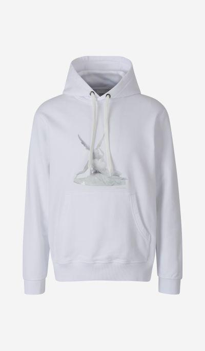 Cupid Print Sweatshirt