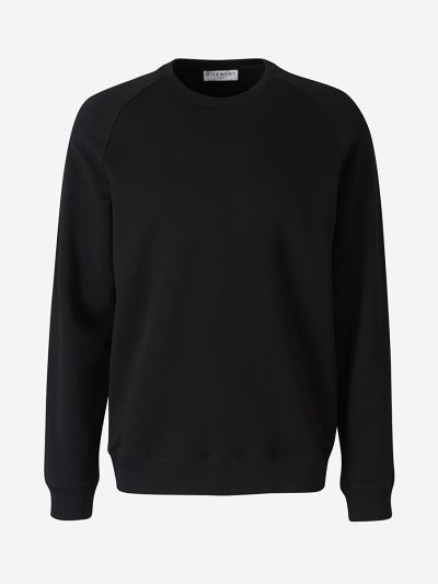 Sweatshirt Logo Back
