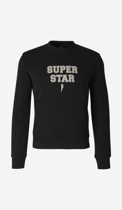 Sudadera Super Star
