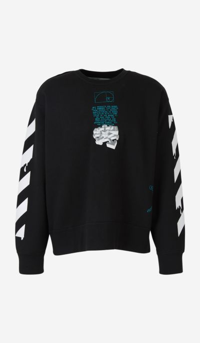 Dripping Arrows Sweatshirt