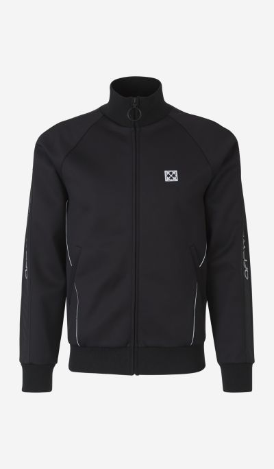 Zipped Lounge sweatshirt