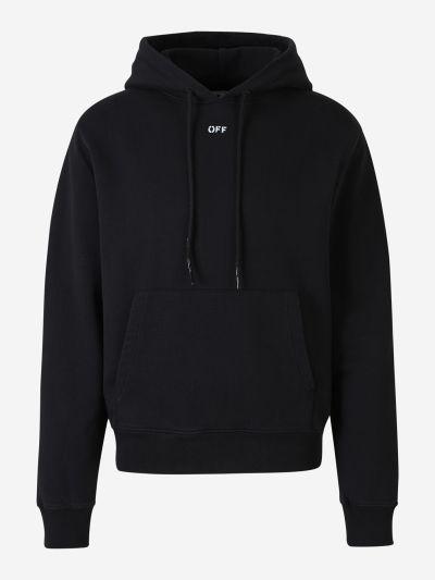 Hoodie Stencil Sweatshirt