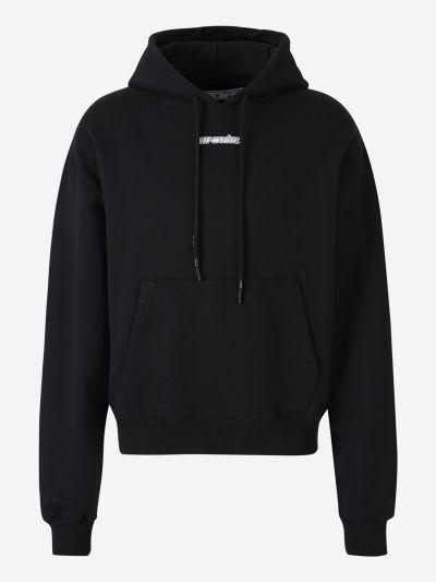 Marker Oversize Sweatshirt