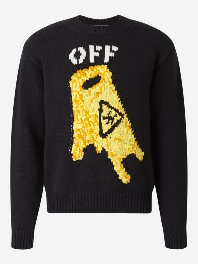 Wet Floor Sweater