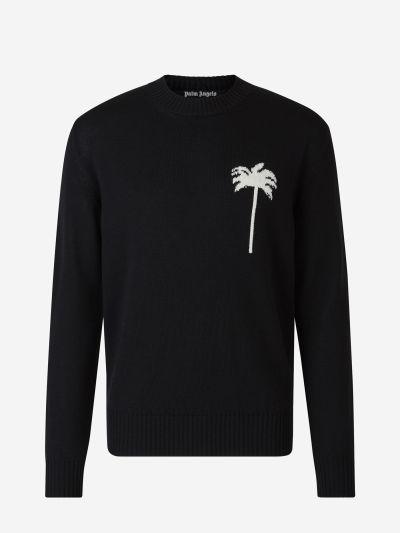 Palms Merino Sweater