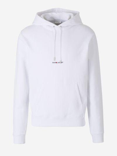Logo Hood Sweatshirt