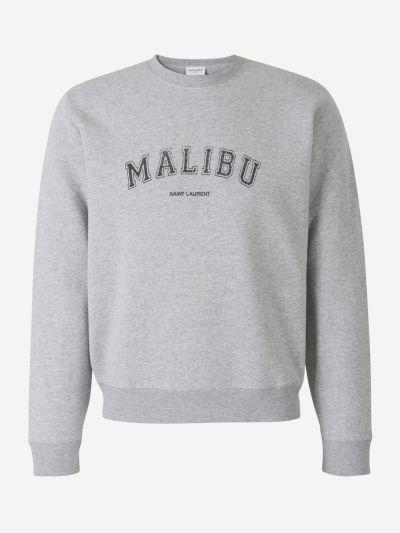 Malibu Motif Sweatshirt