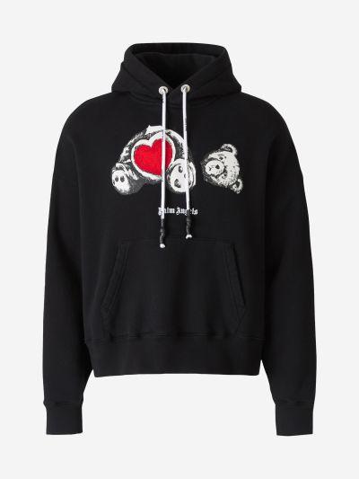 Bear In Love Hoodie