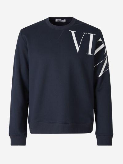 VLTN Print Sweatshirt