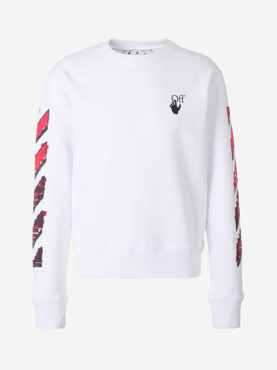 Arrow Marker Sweatshirt