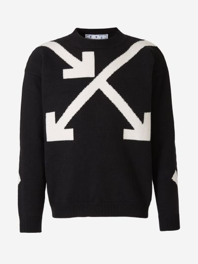 Twisted Arrows Sweater