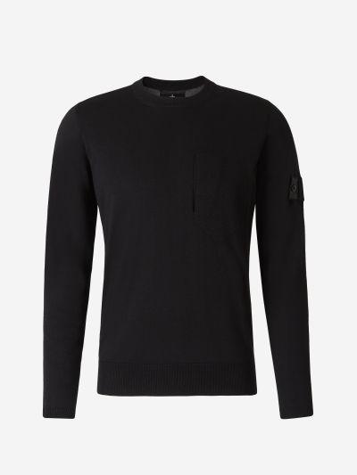 Cotton Silk Sweatshirt