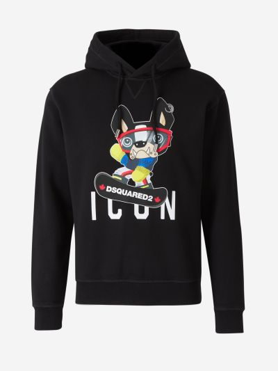 Printed Icon Sweatshirt