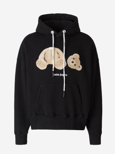 Printed Bear Sweatshirt