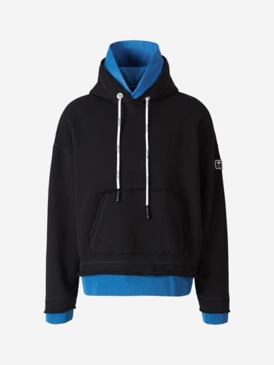 Two Layers Effect Hoodie