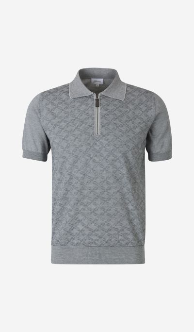 Quarter-Zip Polo