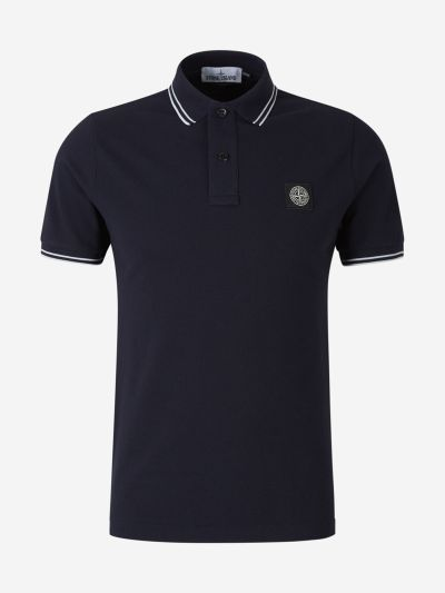 Patch Logo Polo Shirt