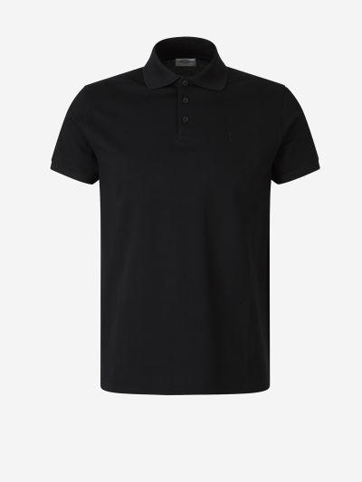 Cotton Piqué Polo