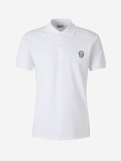 Skull Patch Polo