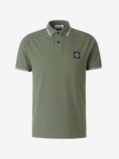 Cotton Logo Polo Shirt