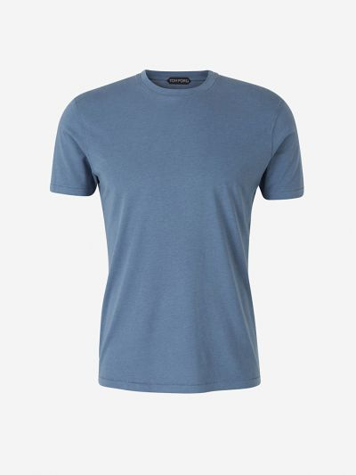Plain Slim T-shirt