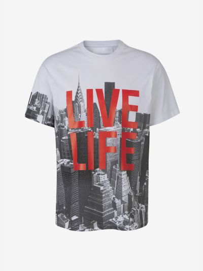 New York Cotton T-shirt
