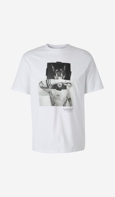 "Camiseta ""Dober-Man"""