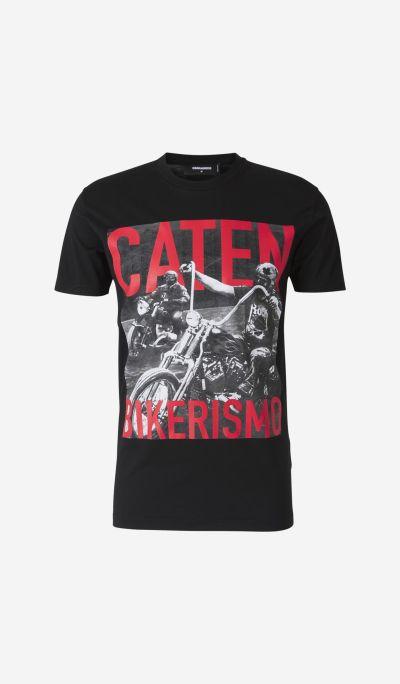 Camiseta Caten Bikerismo