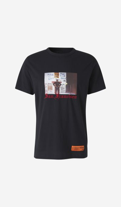 Camiseta Reg Heron Dad
