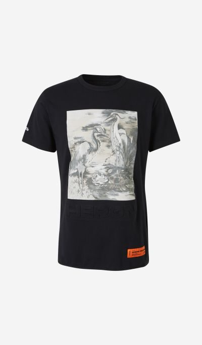Heron Birds T-shirt