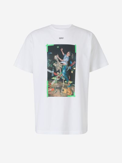 Camiseta Pascal Print