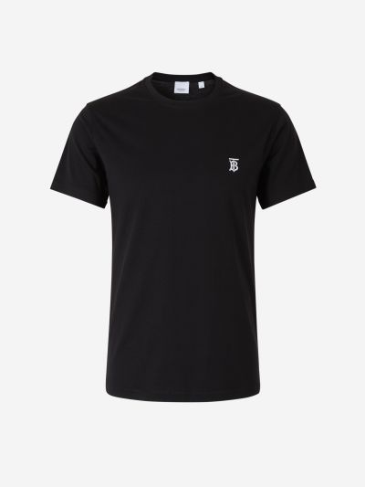 TB Embroidered T-Shirt